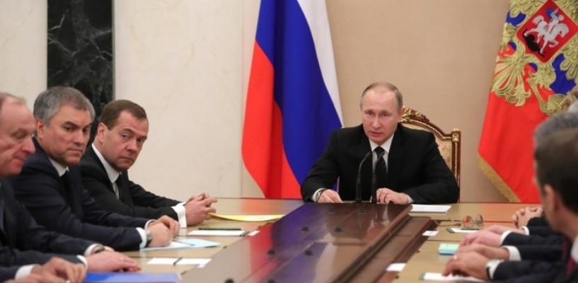 Путин: темпы инфляции в России продолжают снижаться