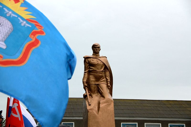 В Жердевском районе обновили еще один мемориал