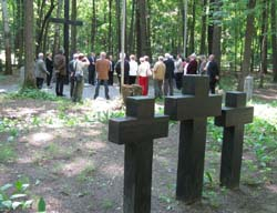 Правительство Люксембурга поставит на Тамбовщине памятник