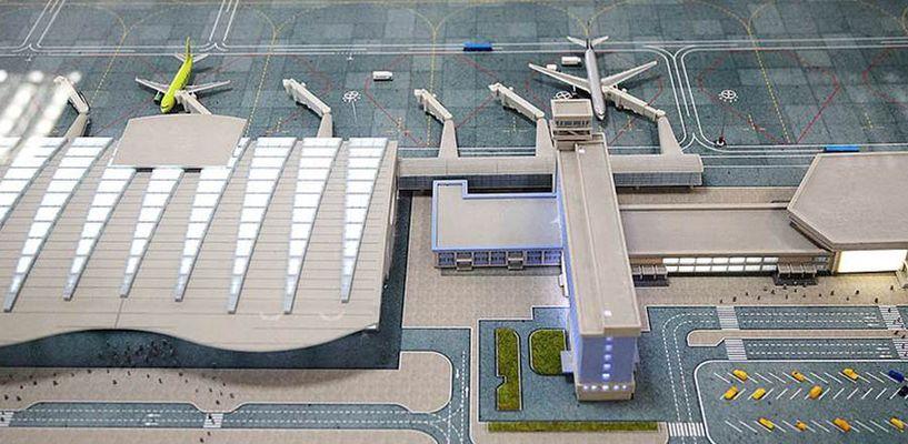 Подрядчик определился: разработка проекта тамбовского аэропорта обойдётся почти в 60 миллионов рублей
