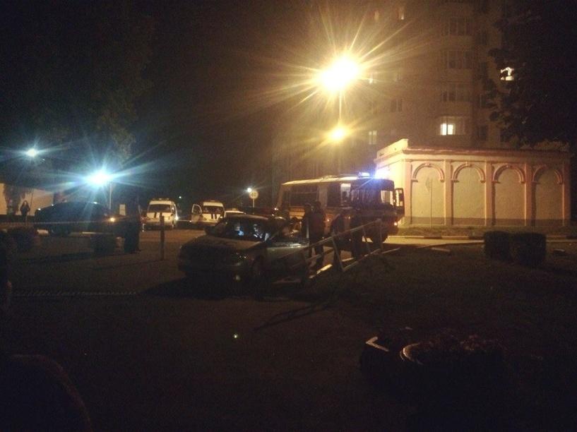 В Тамбове в результате ДТП погиб маленький ребёнок