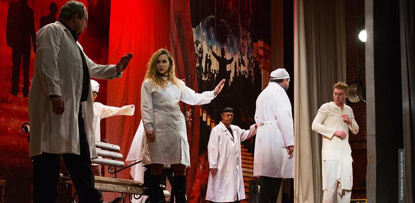 Спектакль, породивший массу слухов: в Тамбов привезут «Мастера и Маргариту»