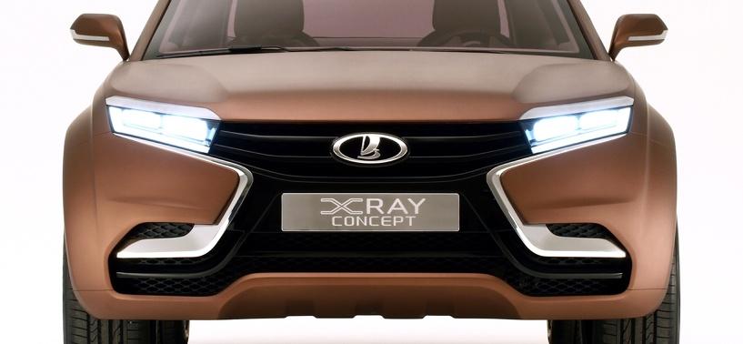 Mitsubishi «своровали» дизайн у Lada? Бу Андерссен разберется
