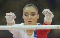 Российская гимнастка завоевала золотую медаль