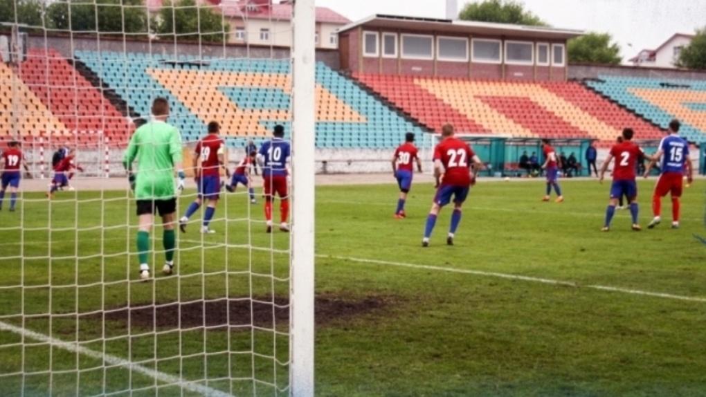 ФК «Тамбов» проиграл первый матч в Белоруссии