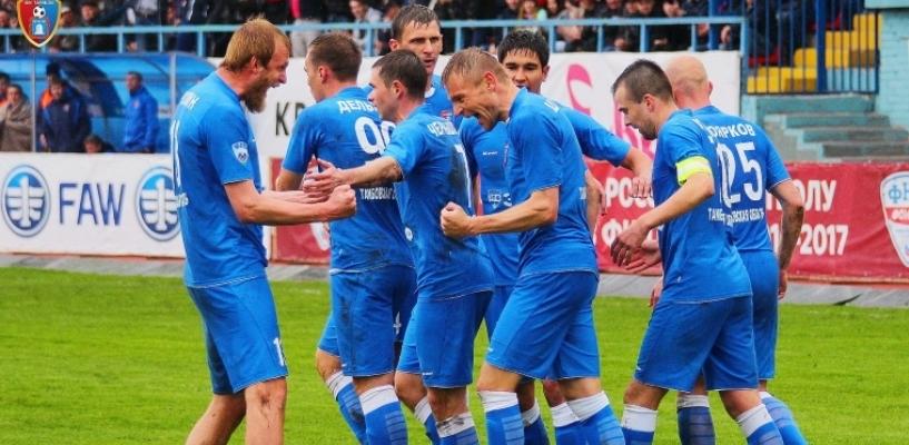 ФК «Тамбов» получил лицензию на следующий сезон