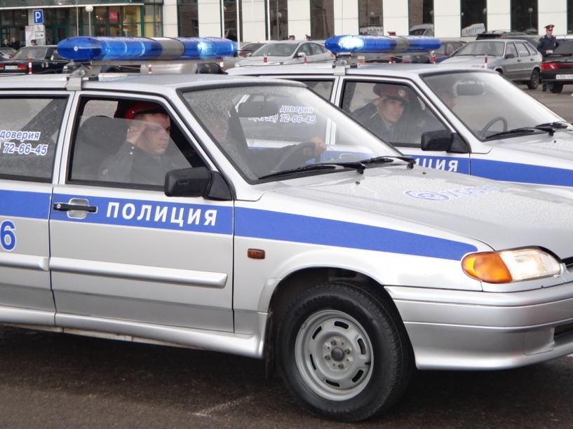 В Тамбове «отрепетировали» нападение на инкассаторов