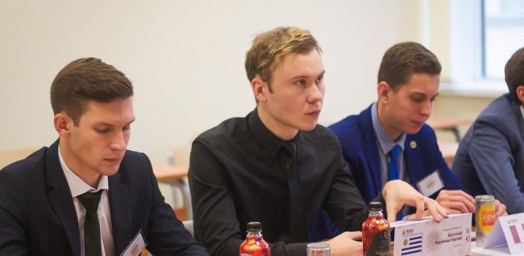 Студенты Тамбовского филиала РАНХиГС стали участниками Молодежной модели ООН