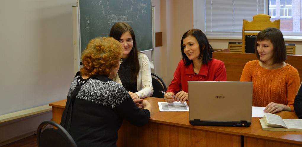 Тамбовский филиал РАНХиГС присоединился к Всероссийскому дню правовой помощи детям