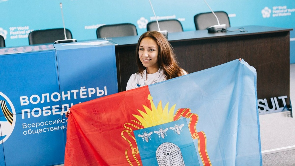 Студентка Тамбовского филиала РАНХиГС вошла в число победителей конкурса «Послы Победы. Сталинград»