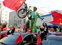 Миллиардер подарит китайцам новые автомобили