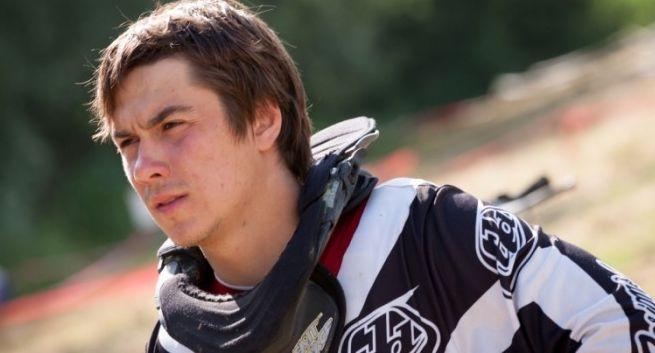 Тамбовчанин поучаствовал в чемпионате России по мотокроссу