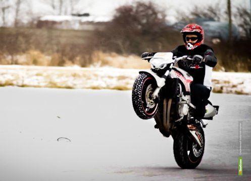 Мотоциклисты устроят экстремальные гонки в Рассказово