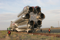 Ракету-носитель «Протон-М» сняли со старта