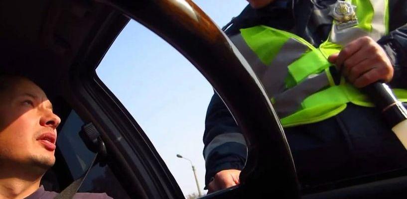 За прошедшие выходные тамбовским инспекторам попались почти 40 нетрезвых водителей