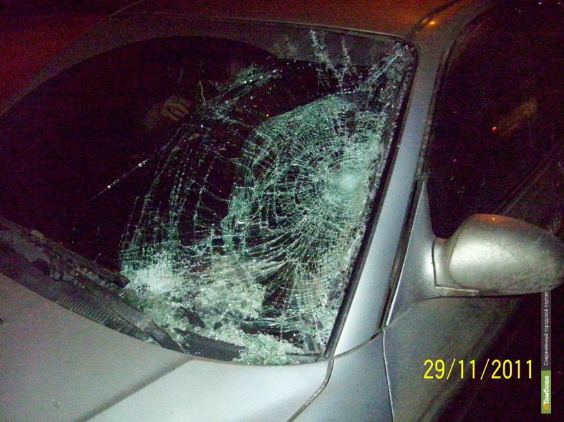 Тамбовчанин погиб под колёсами авто