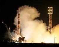Ракета «Союз» успешно пристыковалась к МКС