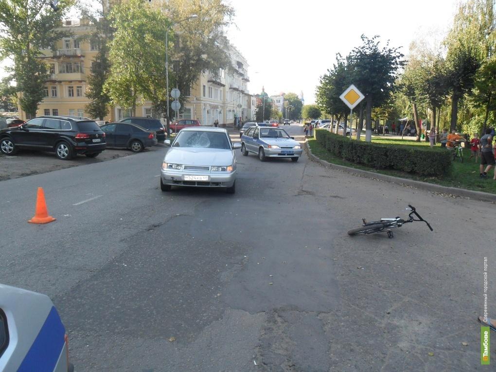На дорогах Тамбовщины за неделю погибли 5 человек