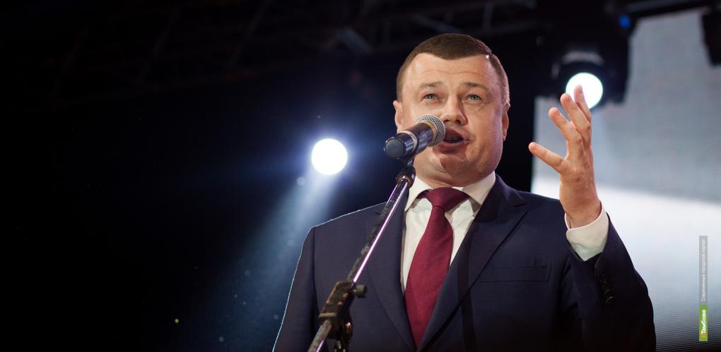 Губернатор Тамбовской области улучшил позиции в медиарейтинге