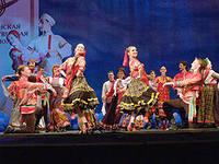 Тамбовский ансамбль выступит на одной сцене с «Бурановскими бабушками»