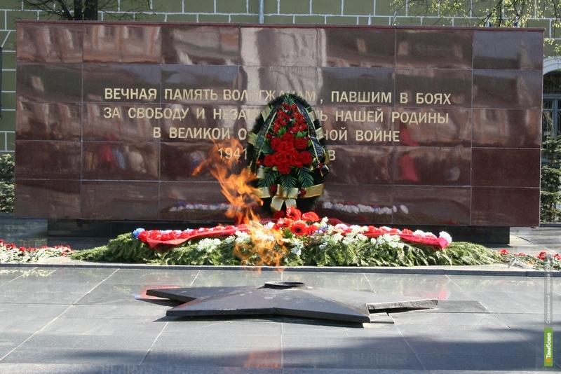 На Тамбовщине открыли ещё один мемориал героям ВОВ