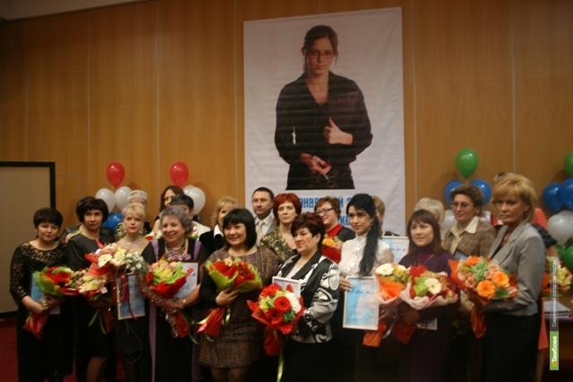 Тамбовчанка вошла в тройку лучших женщин России