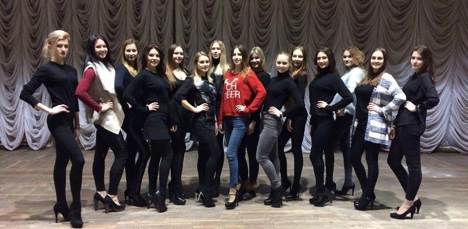Состав участниц конкурса «Мисс ТГТУ» сформирован: состоялась первая репетиция
