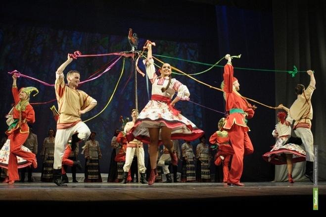 Ансамбль «Ивушка» выступит на международном фестивале при ЮНЕСКО