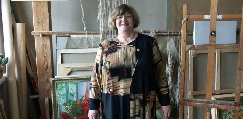 В Тамбове открывается персональная выставка Азы Разиной