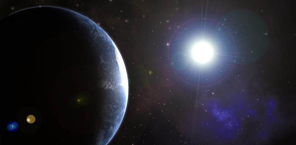 К Земле летит потенциально опасный астероид