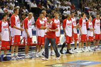 Российские баскетболисты выиграли путевку на Олимпиаду в Лондон