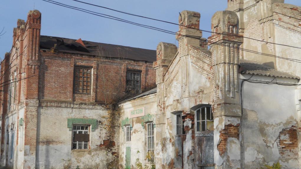 ТОЛК: потерянные усадьбы Тамбовской губернии