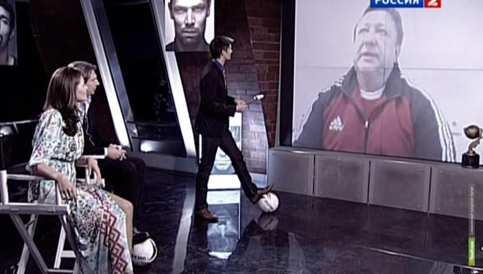 Владимира Ковылина показали на федеральном канале