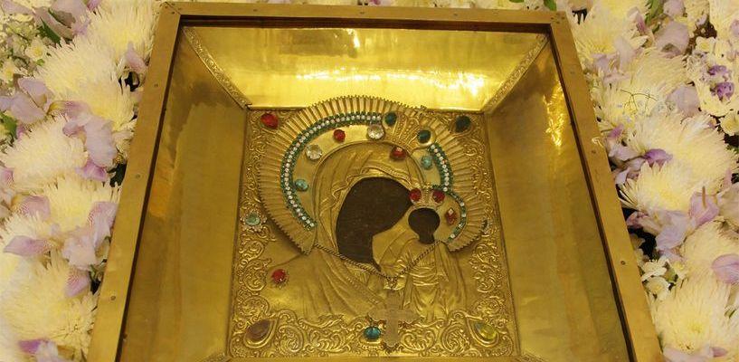 В Тамбов привезли чудотворную икону в память избавления от азиатской холеры