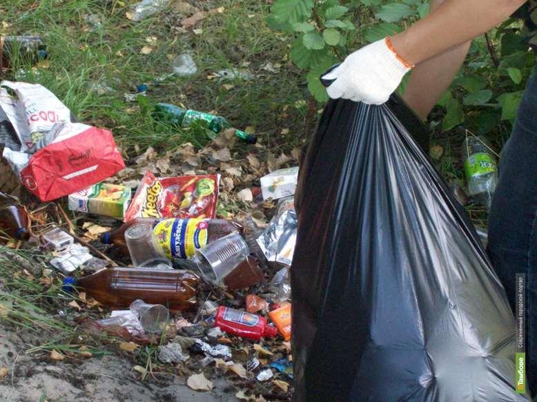 Российские блогеры объявляют войну мусору
