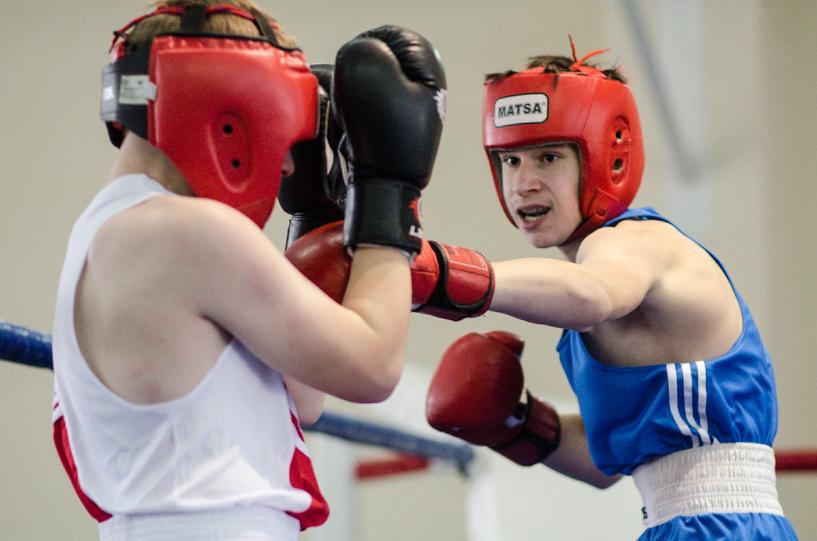 Крупный турнир по боксу прошел в Тамбове