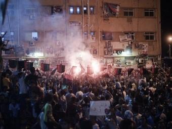 Ливийские повстанцы начали последний штурм
