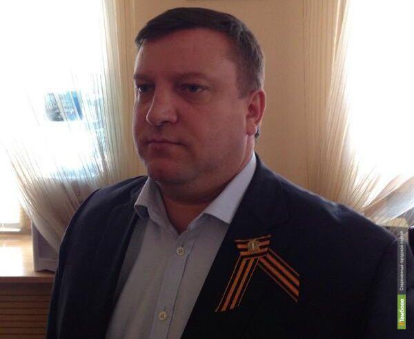 Глава облцентра призывает тамбовчан поддержать крымчан морально
