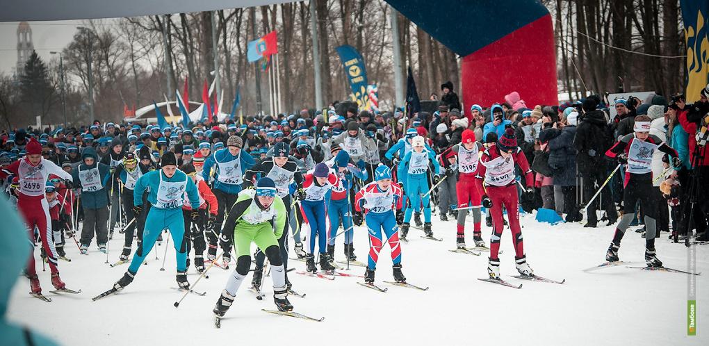 Тамбовчан приглашают принять участие в «Лыжне России-2017»