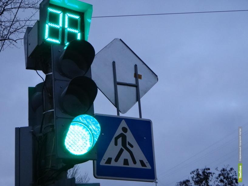 В Тамбове в скором времени могут появиться новые светофоры
