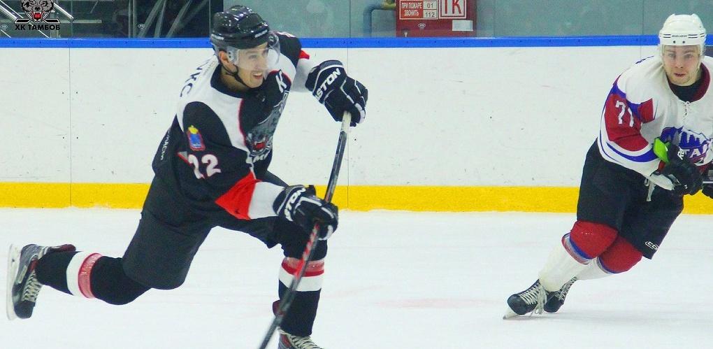 Тамбовчане одержали повторную победу над «Алтаем»