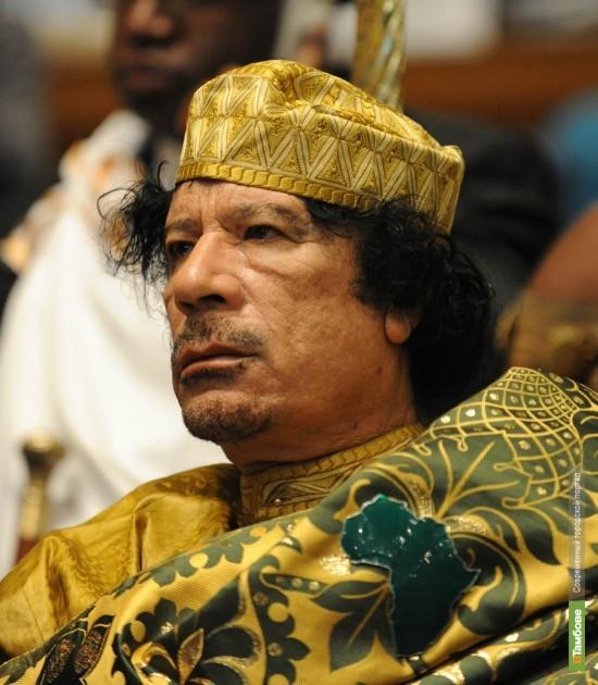Каддафи призвал всех ливийцев выйти на защиту Триполи