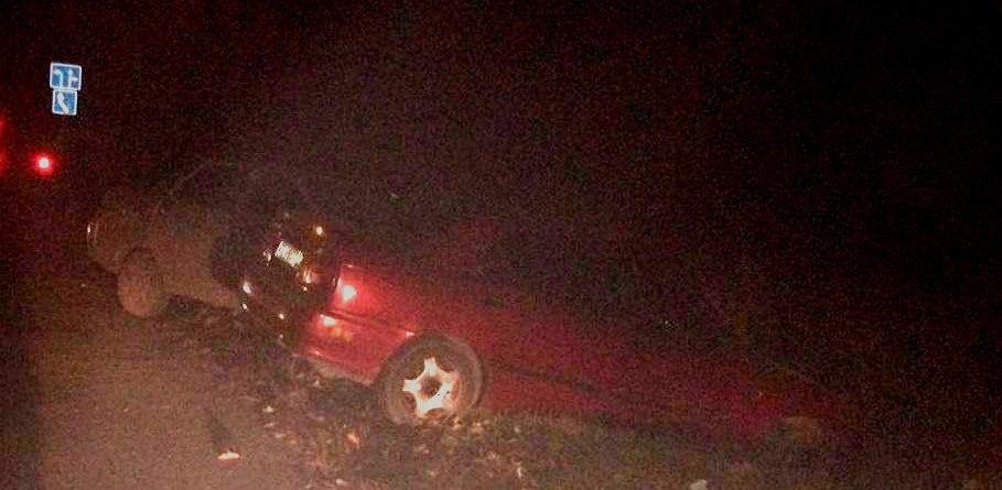 В Мичуринском районе столкнулись два авто