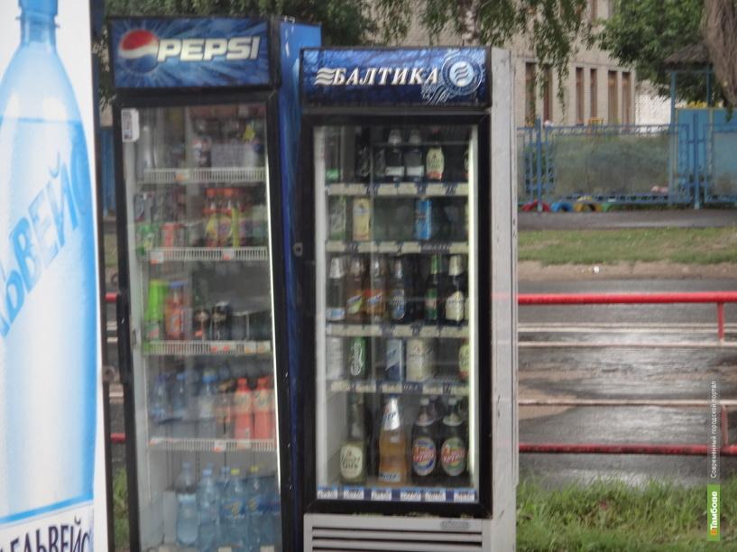Тамбовский бизнесмен украл холодильник у своего коллеги