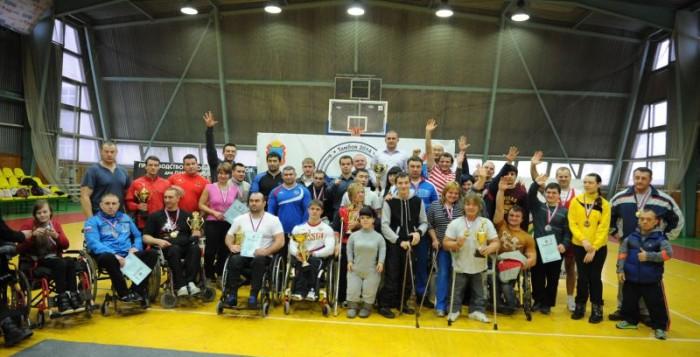 В Тамбове прошли Всероссийские соревнования по пауэрлифтингу