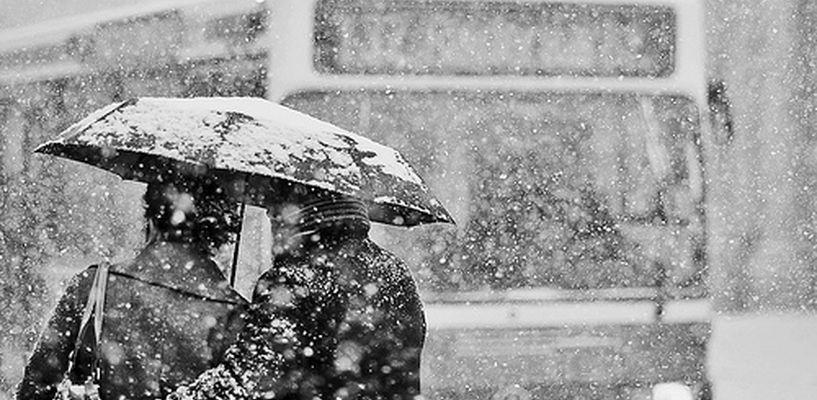 Тамбовчан ждёт холод и снег