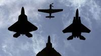 Самолеты ВВС России заподозрили в нарушении границы с Финляндией
