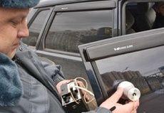 Тонированные стекла авто отправили тамбовчанина за решетку