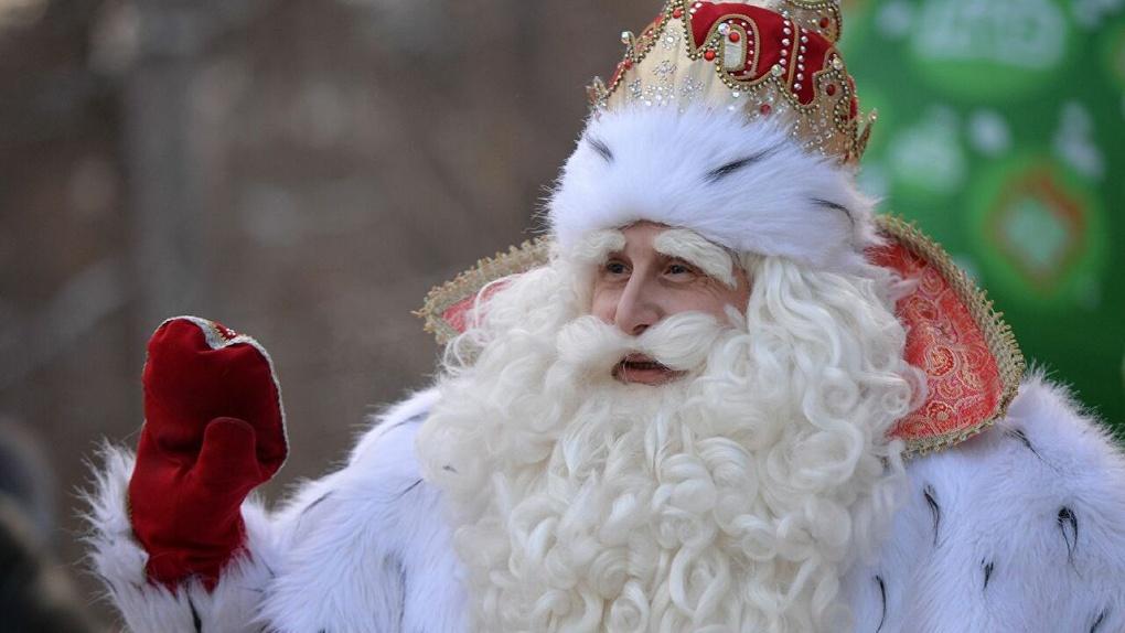 Главный Дед Мороз страны рассказал, что у него просят россияне