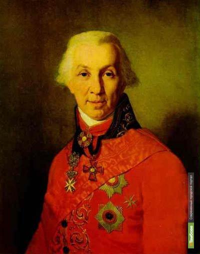 Тамбовских профессоров наградят портретами Державина